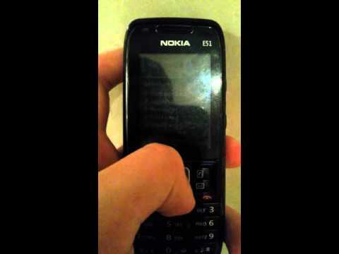 Nokia E51-1 ringtones