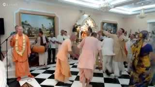 Киртан Бхакти Чайтанья Свами