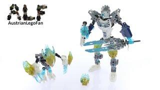 Lego Bionicle 71311 Kopaka and Melum Unity Set - Lego Speed Build Review