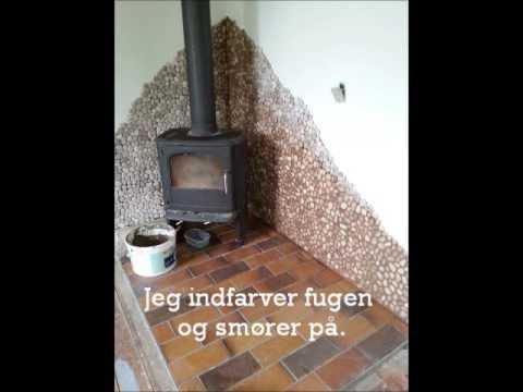 Seriøst Mosaik bag brændeovn - YouTube KL69