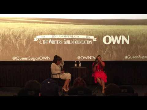An Afternoon with Ava DuVernay and the cast of Queen Sugar at the Writers Guild Foundation