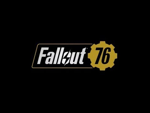GAMEPLAY TRAILER FALLOUT 76/ E3 2018 Microsoft