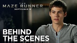 "The Maze Runner | ""Meet the Gladers"" Featurette [HD] 