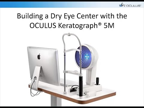 Building a Dry Eye Center with the Keratograph 5M