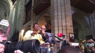 ANC representative booed off stage at CT Kathrada memorial