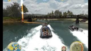 Aquadelic GT (let´s play cz) part 1. - Těžké začátky v Rusku