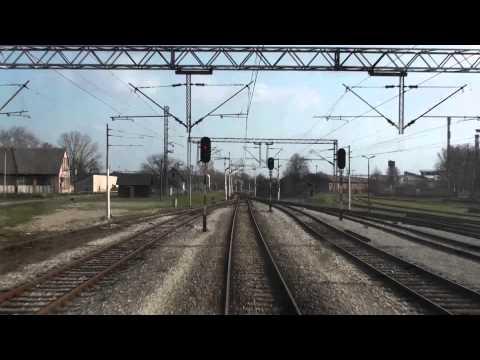 Zagreb GK - Volinja (cabride timelapse)