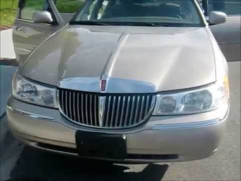 2000 Lincoln Town Car Executive Jacksonville Used Cars Youtube