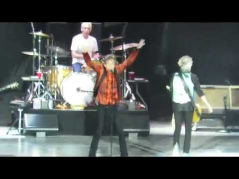 Rolling Stones - You Got Me Rocking  July 11 2015 Buffalo NY
