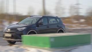 Toyota RAV4. Моторы. Выпуск 252 смотреть