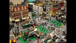 Lego city biggest creations and collections in the world (HUGE MUST WATCH!!)