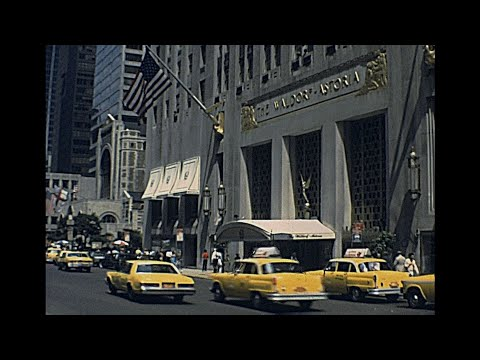 New York 1982 archive footage