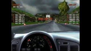 Screamer 2 PC (1996) gameplay