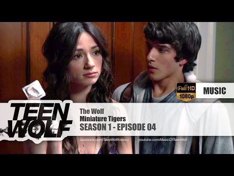 Miniature Tigers - The Wolf | Teen Wolf 1x04 Music [HD]