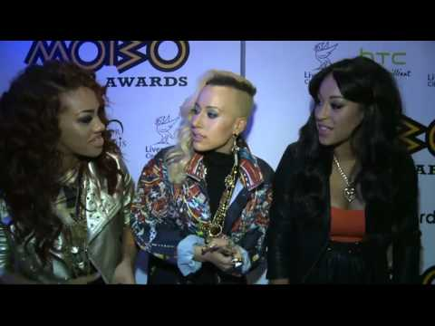 Stooshe cover TLC Waterfalls