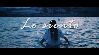 Lo siento - Beret ( Cover by @larafructuoso )
