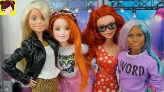 """Hijas de Princesas - Frozen Adolescentes """"El Concierto Prohibido""""  Barbie Muñecas Royal High Ep. 4"""