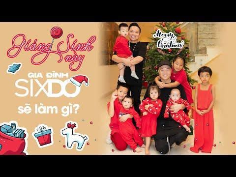 [Tập 13] Giáng sinh này gia đình SIXDO sẽ làm gì đặc biệt?   SIXDO Family