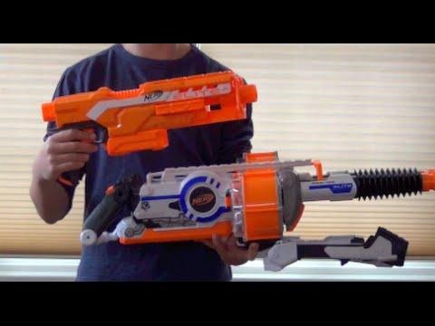 Mod Borderlands 2 Vladof Assault Rifle Modified Nerf