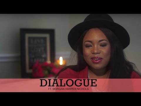 """""""DIALOGUE with Jessica Chinyelu"""" │ Behind the Worship with Morgan Harper Nichols"""