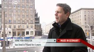 Riches in the East - German guest workers in Poland   Made in Germany