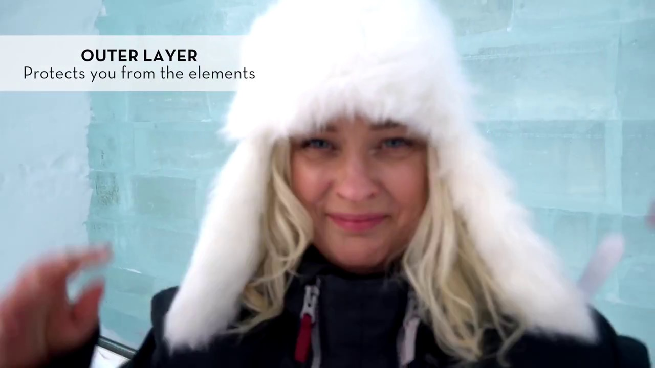 Swedish Lapland - How to dress for winter in Swedish Lapland - YouTube 2a18be51510