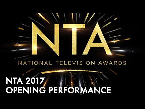 National TV Awards Opening Performance