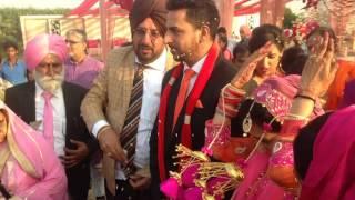 Punjabi Wedding Send Off