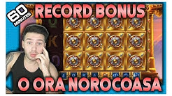 SWORD OF KHANS SLOT / O ORA NOROCOASĂ / CASINO ROMANIA / LIVE DOAR PE TWITCH. LIKE ⇘