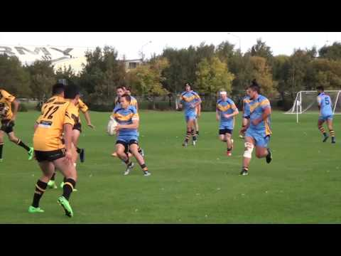 Kia Toa Tigers vs University of Otago