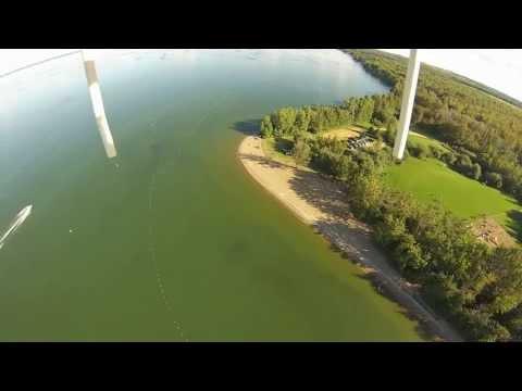 Pigeon Lake Alberta DJI F550 Flight