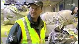 HD-Dokumentationen in Deutsch: Container und Kontrollen ٠ Unterwegs im Hamburger Hafen