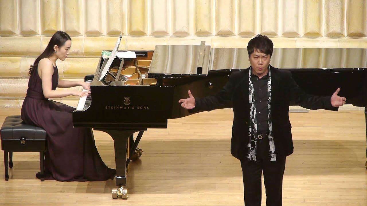 야베스의 기도 - 바리톤 허종훈 피아노 정하은