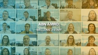 ABN AMRO - Welcome 2 Staff