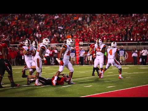 2013 Oregon State Football Highlight Video