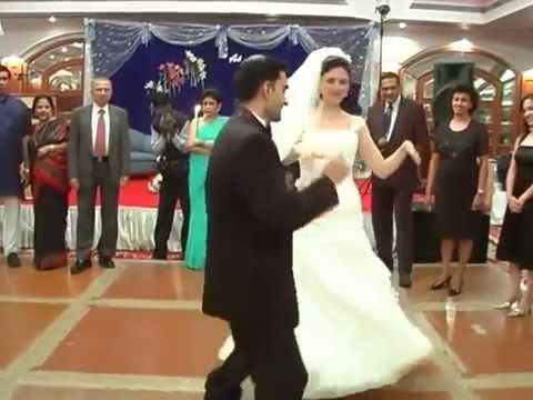 John And Ashley Puglia Noronha Wedding First Dance