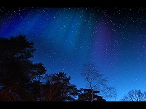 Photo Tutorial How To Make A Starry Night Sky With Northern Lights