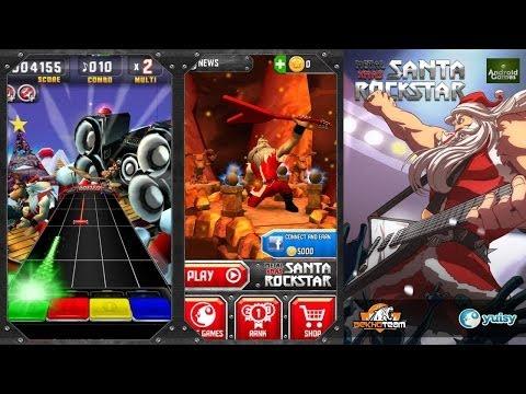 Santa Rockstar Official Trailer HD 720p