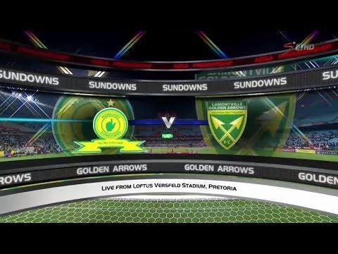 Absa Premiership 2017/18 - Mamelodi Sundowns vs Golden Arrows