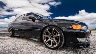 Toyota Chaser: The 4 Door Sleeper Supra of Our Dreams - TST in NZ