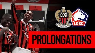 Nice 2-0 Lille : prolongations