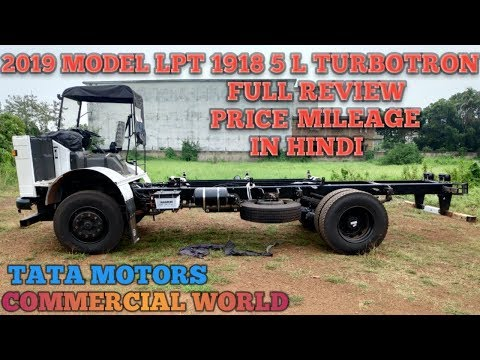 Repeat Tata 1913 new 2019 model with CRi6 engine Review 2019