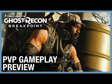 Ghost Recon Breakpoint details its battle royale-like multiplayer