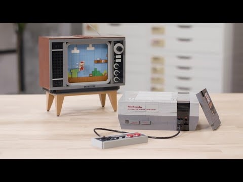 LEGO Nintendo Entertainment System Designer Video | 71374