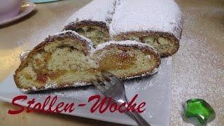 Aprikosen-Marzipan-Stollen | Special Week | Vorweihnachtszeit | Rezept