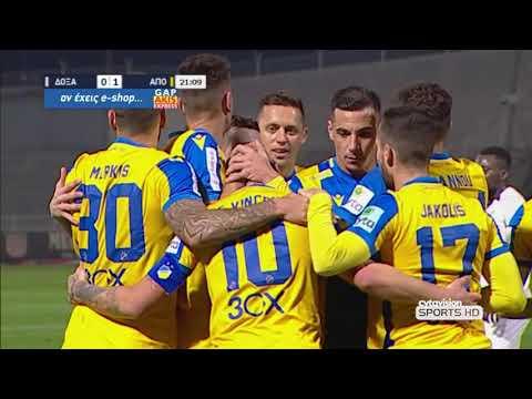 Βίντεο αγώνα: Δόξα 0-3 ΑΠΟΕΛ «Ένα ημίχρονο χρειάστηκε..»