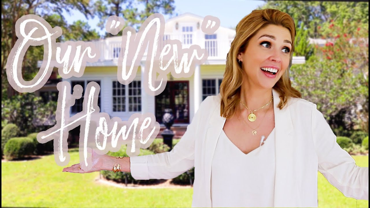 """Our """"New"""" Home Tour 