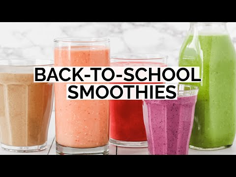 5-healthy-smoothie-recipes-for-kids:-back-to-school-2019