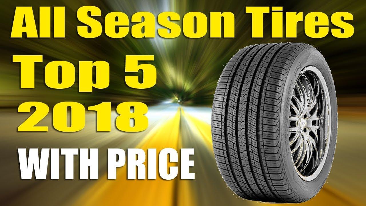 Best All Season Tires >> Top 5 Best All Season Tires