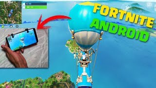 HOW TO PLAY FORTNITE ANDROID WITH PHYSICAL BUTTONS L1 AND R1 *TRIGERS*- Dshanto